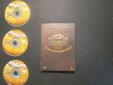 WWE - History of the Championship (DVD, 2006)