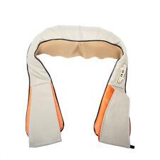 Electric New Shiatsu Neck Shoulder Back Health Massager Heat Deep Kneading
