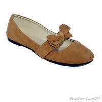 New Women Comfortable Ballet Flat  Slip On Loafers Ballerina Shoes