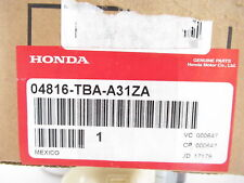 Genuine OEM Honda 04816-TBA-A31ZA Driver Front Seat Belt Buckle 2016-2019 Civic