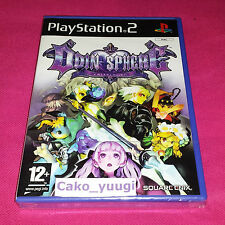 ODIN SPHERE SONY PS2 NEUF SOUS BLISTER VERSION FRANCAISE