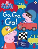 Peppa Pig: Go, Go, Go!: Vehicles Sticker Book   Peppa Pig