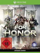 For Honor | XBox One | NEU & OVP | UNCUT