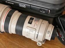 Canon EF 300mm F/2.8 EF IS L USM Lens