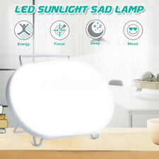 Happy Light 10000 Lux  SAD Lamp Improve Mood 4 Modes LED Sunlight Lamps