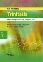 Kirchenorgel Orgel Noten : Trinitatis (festlose Zeit) - leichte Mittelstufe