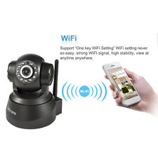 Sricam Wireless IP Camera WiFi IR LED 2-Way Audio Pan/Tilt IP Webcam Nightvision