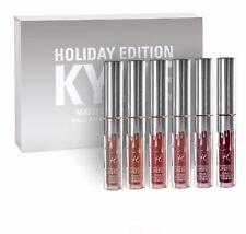 Coffret matte liquid lipstick HOLIDAY EDITION KYLIE JENNER limité rouge à lèvre