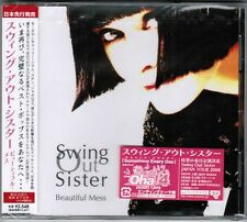 Sealed Promo! SWING OUT SISTER Beautiful Mess JAPAN CD w/OBI+Booklet  AVCD-23449