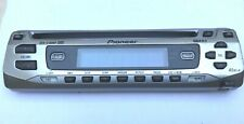 PIONEER DEH-3700MP WMA MP3 FRONT FACE PANEL