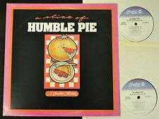 Humble Pie 2 LP Compleat 672009 A Slice Of Humble Pie