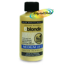 JEROME RUSSELL BBLONDE CREAM PEROXIDE 30vol 9% 75ml