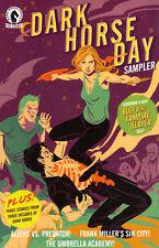 DARK HORSE DAY Sampler - Aliens Vs. Predator - Buffy - Sin City - New Bagged