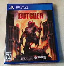 Butcher (PS4 / PlayStation 4) - Limited Run Games #200 - NEU (sealed)