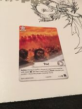 Legend Of The Five Rings L5R LCGRout full art promo