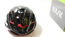 Kask Protone Helmet, Black/Red, Large *ALL SALES FINAL*