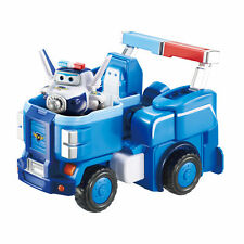 Auldey Toys - Super Wings Transforming Vehicles, Paul