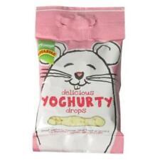Rotastak Small Animal Hamster Rabbit Fruit Milk Yogurt Chocolate Drops Treat 50g
