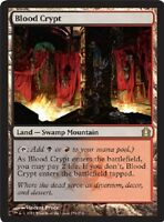 MTG: Blood Crypt - Rare Land - Return to Ravnica - RTR - Magic Card
