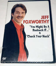 Jeff Foxworthy: Check Your Neck You Might Be A Redneck If... (DVD, 2004) 11J