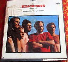 1967 - THE BEACH BOYS - DELUXE SET / 3 LP SET CAPITOL DTCL 2813 MAROON SPINE