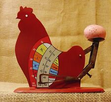 Egg Scale Poultry Antique Style Hen Chicken Sizer Primitive Reproduction  #531