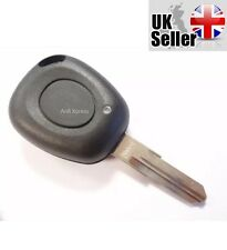 Replacement 1 Button Key Case for Renault Megane Scenic Laguna Remote Fob
