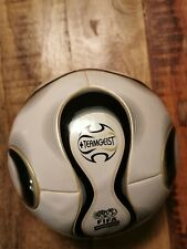 ADIDAS TEAMGEIST 2006 OFFICIAL WORLD CUP MATCH BALL SIZE 5 (BRAND NEW) FootGolf