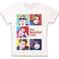 The Breakfast Club Movie 80s Comedy Retro Vintage Hipster Unisex T Shirt 1649