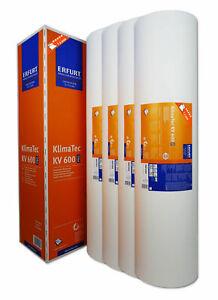 Erfurt KlimaTec KV 600 Pro 60 m² Thermovlies 4 mm Innendämmung