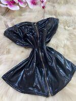 Unbranded black Camisole Top sleepwear nightwear size M