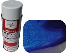 1 Spraydose 400ml 1K Autolack  Nacht Blau Metallic Glanz Tuning Modell neu !