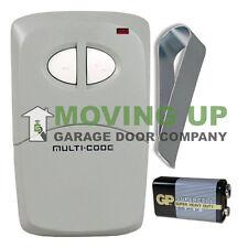 Linear 4120 Multi-Code Remote Transmitter Gate Garage Opener 3089 3083 3060 1090