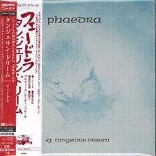 TANGERINE DREAM-PHAEDRA-JAPAN MINI LP PLATINUM SHM-CD Ltd/Ed H53