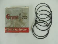 NOS Grant AJS Matchless 545 cc Twin .060  Piston Rings W1440