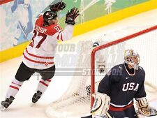Sidney Crosby Team Canada Gold Medal Winning Goal 8x10 11x14 16x20 photo 1043