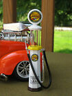 Yat Ming Road Signature Custom Dads Garage Visible Pump 1 18 scale Fathers Day