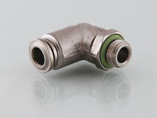 8mm Push in High Temp and Food grade swivel Elbow 1/4 Bspp                   b89