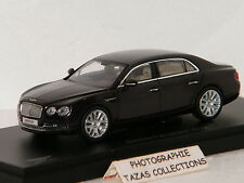 BENTLEY FLYING SPUR W12 (Damson) KYOSHO 1/43 Ref No. 05561D