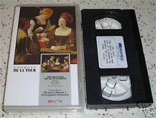 Georges De La Tour Cheat Palette VHS Art Criticism
