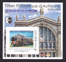BLOC CNEP N° 64 ** MNH,  SALON PHILATELIQUE D'AUTOMNE PARIS 2013, TB