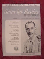 Saturday Review March 13 1943 ROBERT HENRIQUES MELVILLE CANE