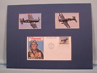 Honoring the World War II Corsair Fighter & First Day Cover