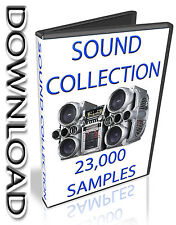 Sound Collection-Motif Recharge-Cubase-Fruity Loops-fl studio Ableton