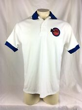 Loral Space Systems NSTAR NTT DoCoMo Satellite Polo Shirt Mens Large Made In USA