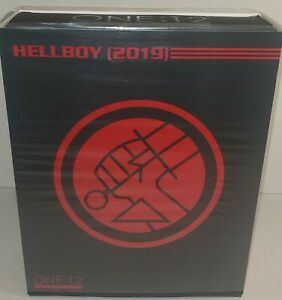 Mezco Toys One:12 Collective Hellboy 2019 Action Figure