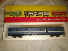 Schicht 426/82 VEB Modellbahnwagen Dresden. DDR Carriage. HO Scale train, NOS