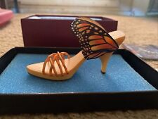 Just The Right Shoe - Monarch Item 25364 Miniature Raine Willitts Designs New
