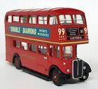 Code3 EFE 1/76 Scale c2 AEC Regent Route 38 Victoria Diecast Model London Bus