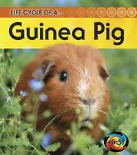 Guinea Pig (2nd Edition) (Life Cycle of a . . .)-ExLibrary